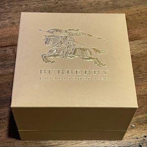 Burberry Watch Box